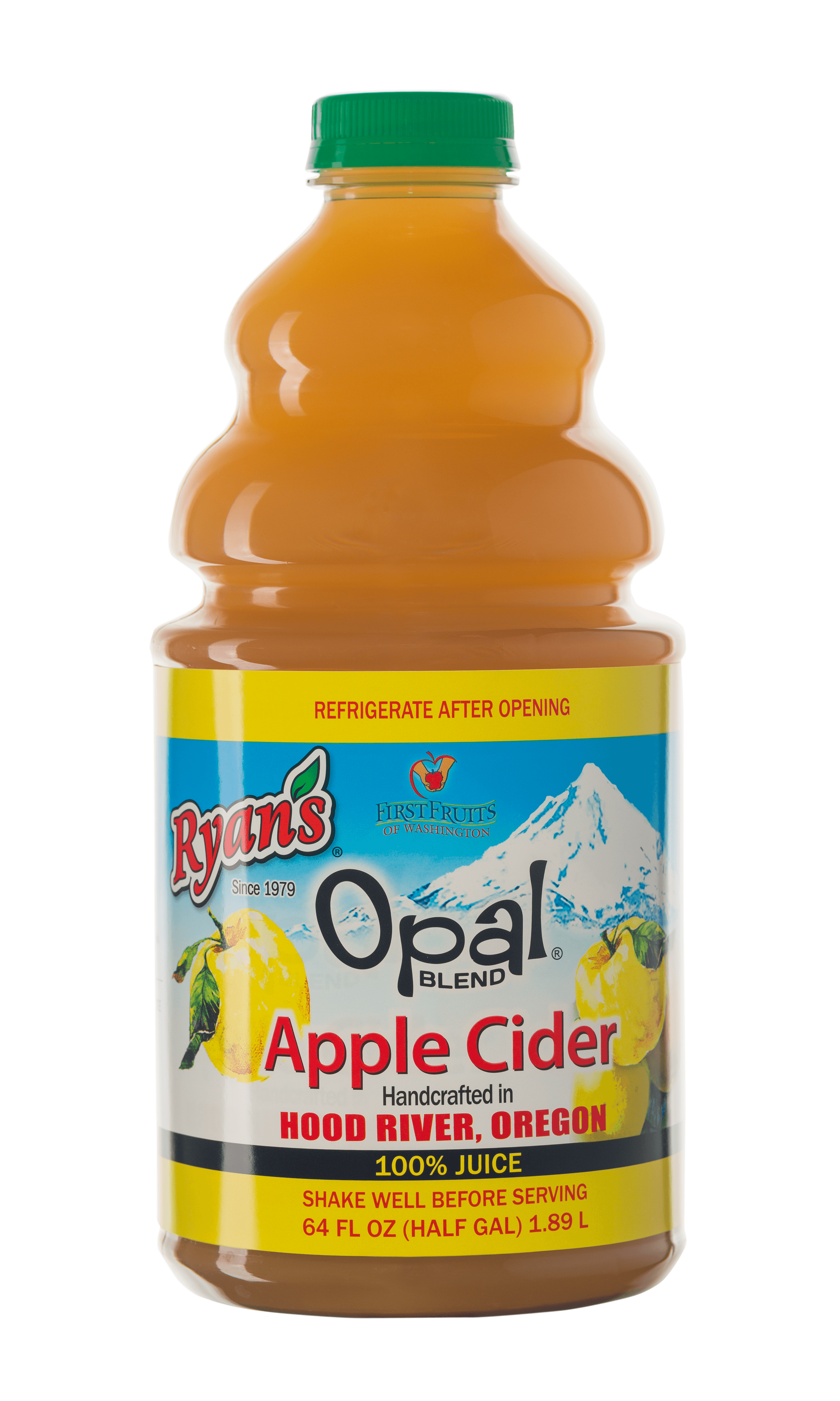 Our Products - Ryan's Apple Cider Opal